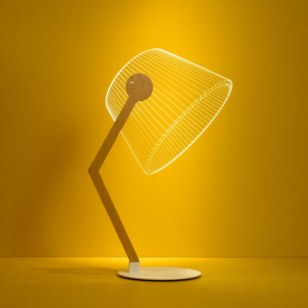 LAMPE ZIGGI BY STUDIO CHEHA
