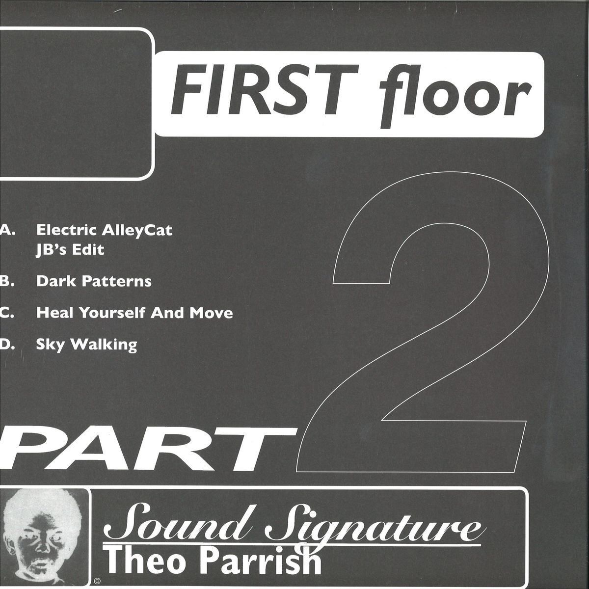 THEO PARRISH - FIRST FLOOR PT 2