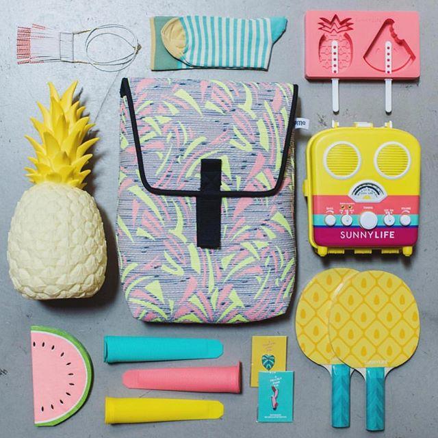backpack neoprene SURF by PIJAMA