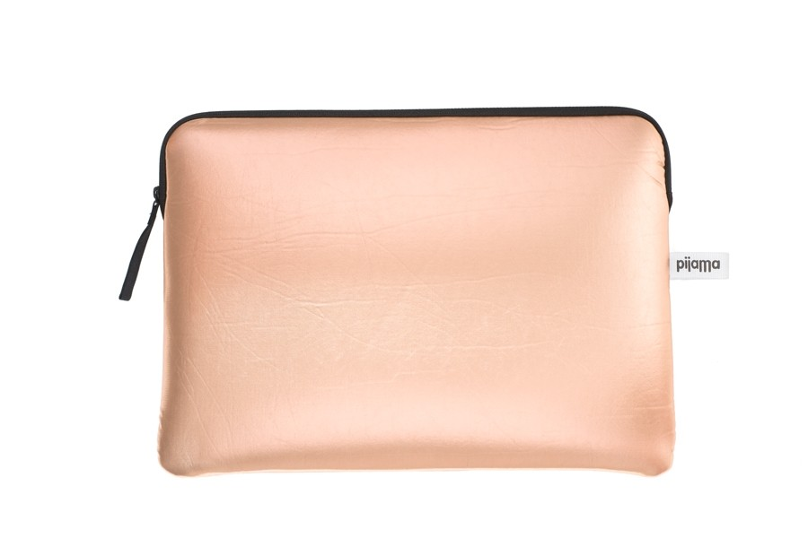 ZIP CASE COPPER by PIJAMA