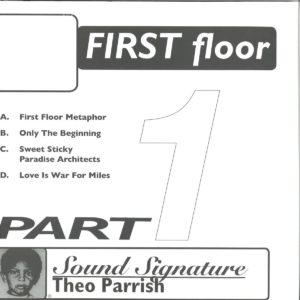 THEO PARRISH - FIRST FLOOR PT 1